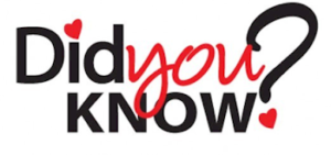 Did You Know