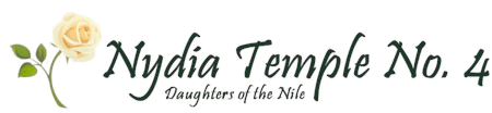 Nydia Temple No. 4 Logo
